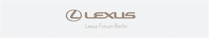 Logo LEXUS Forum berlin