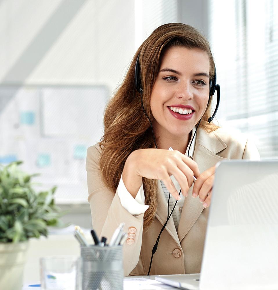 Calls im Inbound und Outbound liefern schnelle und verbindliche Ergebnisse