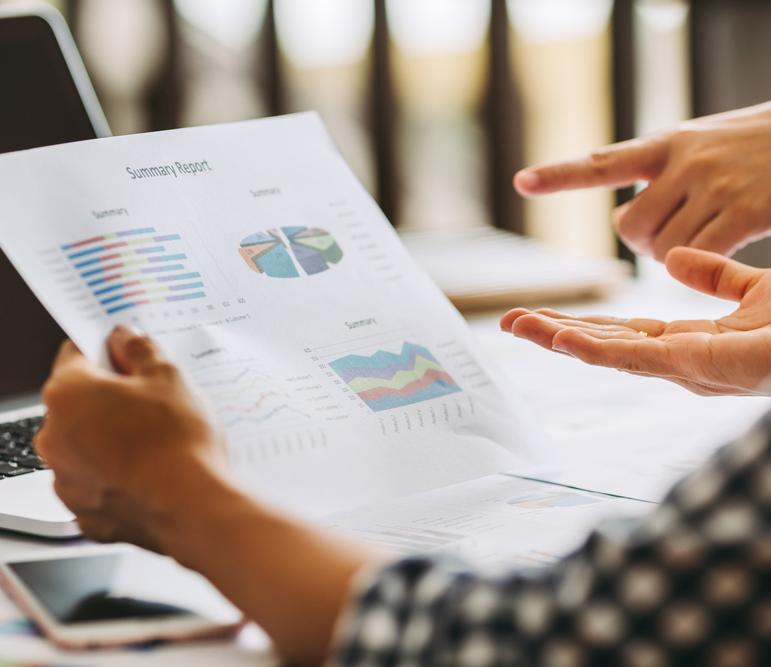 Als Maßnahmen der Marktforschung bietet T+R Dialog die schriftliche, online und telefonische Ansprache der Kontaktpersonen an.