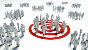 Zielgruppe definieren Informationen über die Zielgruppe