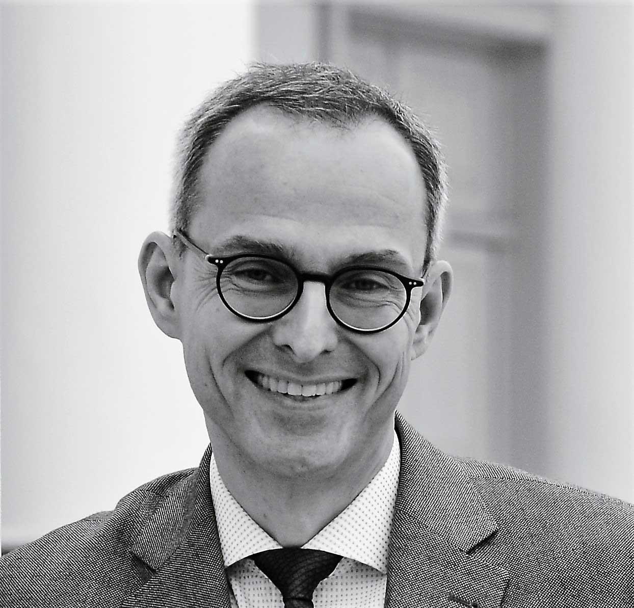 Keynote-Speaker Alexander Britz - Visionäre im Dialog in Berlin